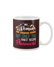 Women Equal but PHARMACIST Mug thumbnail