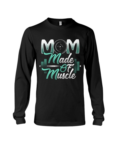 Mom Made Of Muscle