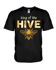 King of the Hive V-Neck T-Shirt thumbnail