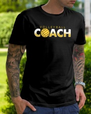 VOLLEYBALL COACH Classic T-Shirt lifestyle-mens-crewneck-front-7