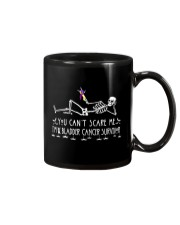 Bladder Cancer Survivor Halloween Mug thumbnail