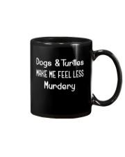 DOGS AND TURTLES Mug thumbnail