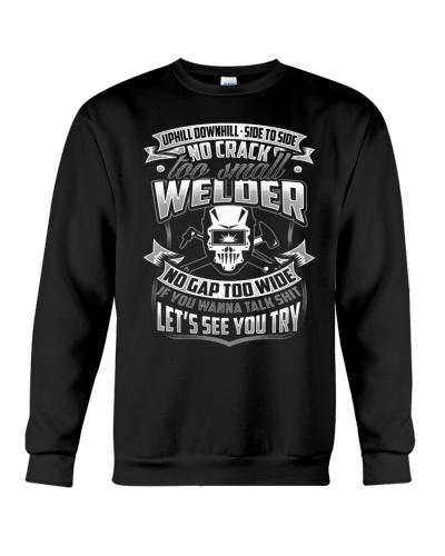 WELDER NO gap