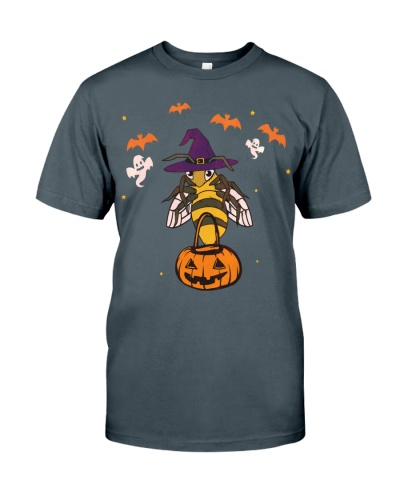 Halloween Bee Witch