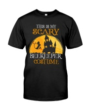 My Scary Beekeeper Costume Classic T-Shirt front