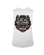 Support Your Local Mechanic Sleeveless Tee thumbnail