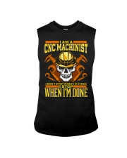 CNC MECHANIST Sleeveless Tee thumbnail