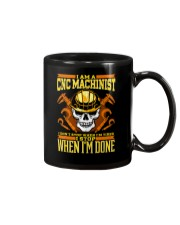 CNC MECHANIST Mug tile