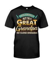 Great Grandpa Classic T-Shirt front