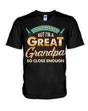 Great Grandpa V-Neck T-Shirt thumbnail