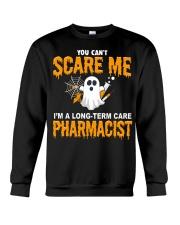 Long-Term Care pharmacist Halloween  Crewneck Sweatshirt thumbnail