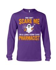 Long-Term Care pharmacist Halloween  Long Sleeve Tee thumbnail