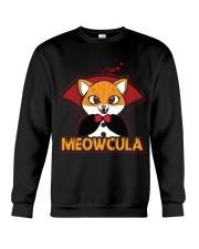 Meowcula  Crewneck Sweatshirt thumbnail