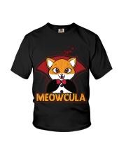 Meowcula  Youth T-Shirt thumbnail