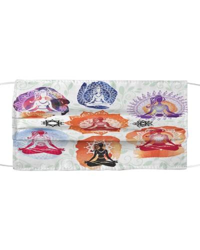 Yoga- Meditating In Lotus