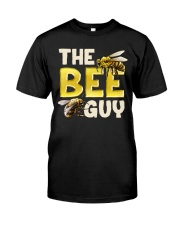 The Bee Guy Classic T-Shirt front