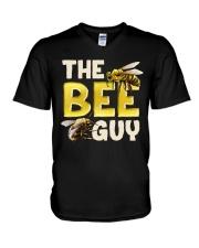 The Bee Guy V-Neck T-Shirt thumbnail