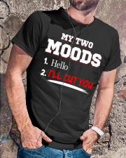 My Two Moods Classic T-Shirt lifestyle-mens-crewneck-front-4