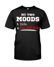 My Two Moods Premium Fit Mens Tee thumbnail