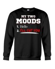 My Two Moods Crewneck Sweatshirt thumbnail