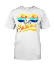 Hello Summer Classic T-Shirt tile