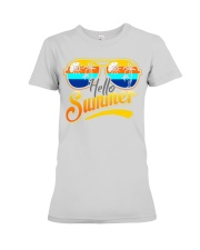 Hello Summer Premium Fit Ladies Tee thumbnail
