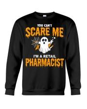 Retail Pharmacist Halloween  Crewneck Sweatshirt thumbnail