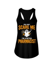 Retail Pharmacist Halloween  Ladies Flowy Tank thumbnail