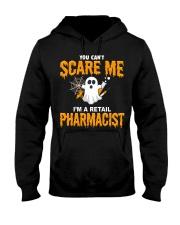 Retail Pharmacist Halloween  Hooded Sweatshirt thumbnail