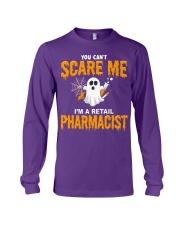 Retail Pharmacist Halloween  Long Sleeve Tee thumbnail
