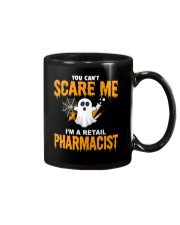 Retail Pharmacist Halloween  Mug thumbnail