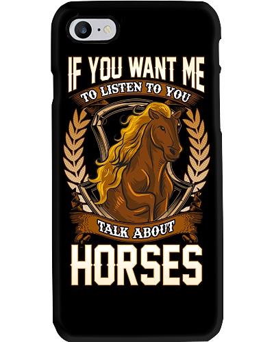 Talk About Horses