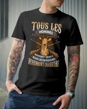 JE SUIS CHASSEUR Classic T-Shirt lifestyle-mens-crewneck-front-6