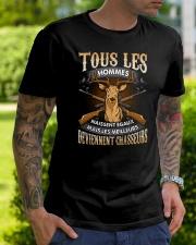 JE SUIS CHASSEUR Classic T-Shirt lifestyle-mens-crewneck-front-7