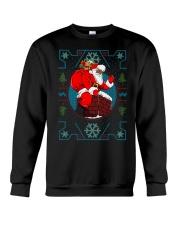 Santa Ugly Christmas Crewneck Sweatshirt thumbnail