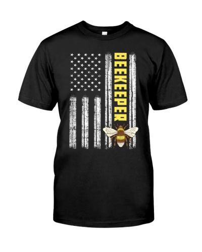 Beekeeper USA Flag