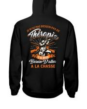 J'ai Besoin D'aller A La Chasse Hooded Sweatshirt thumbnail