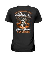 J'ai Besoin D'aller A La Chasse Ladies T-Shirt thumbnail