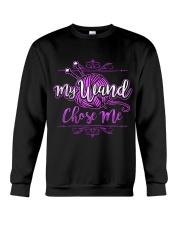 KNITTING-My wand chose me Crewneck Sweatshirt thumbnail
