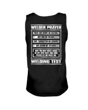 Welder Prayer Unisex Tank thumbnail