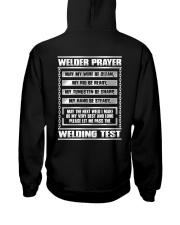 Welder Prayer Hooded Sweatshirt thumbnail