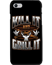 Hunting -Grill it Phone Case thumbnail