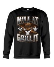 Hunting -Grill it Crewneck Sweatshirt thumbnail