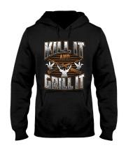 Hunting -Grill it Hooded Sweatshirt thumbnail