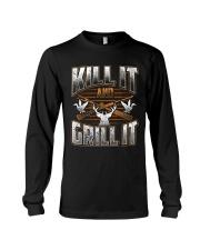 Hunting -Grill it Long Sleeve Tee thumbnail