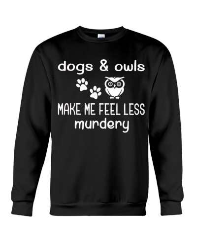 DOGS AND OWLS