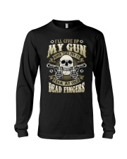 MY GUN-DEAD FINGERS Long Sleeve Tee tile