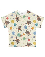 TURTLES All-over T-Shirt thumbnail