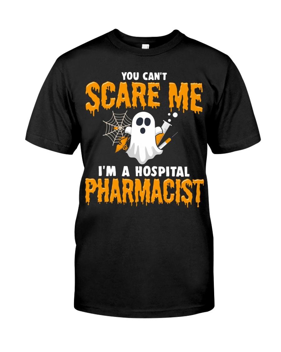 Hospital Pharmacist Halloween  Classic T-Shirt