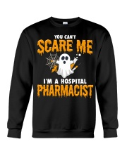 Hospital Pharmacist Halloween  Crewneck Sweatshirt thumbnail